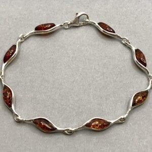 Amber Marquis Bracelet